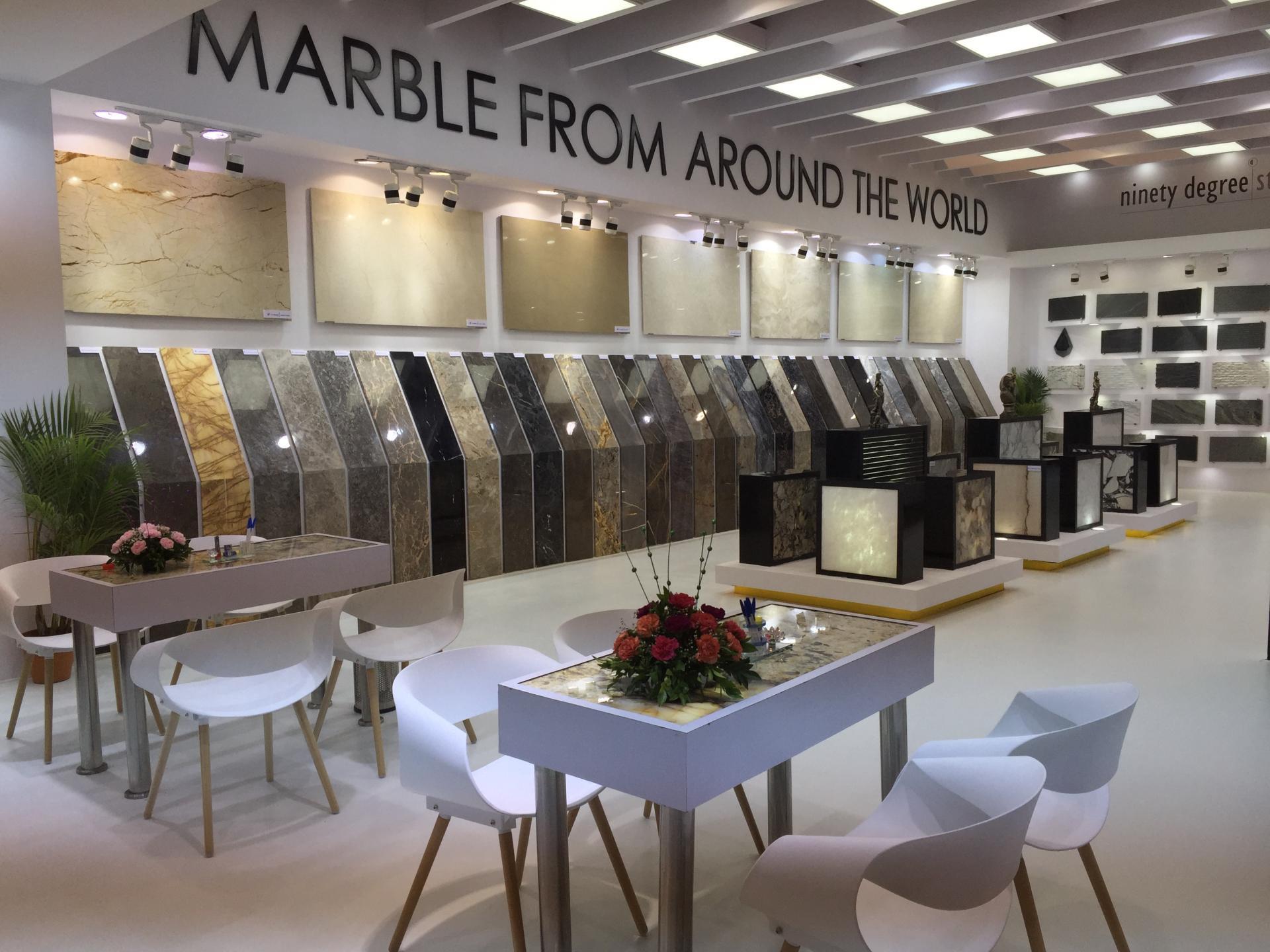 "Vikas Patni, the General Manager of RK Marble ""Turkish"